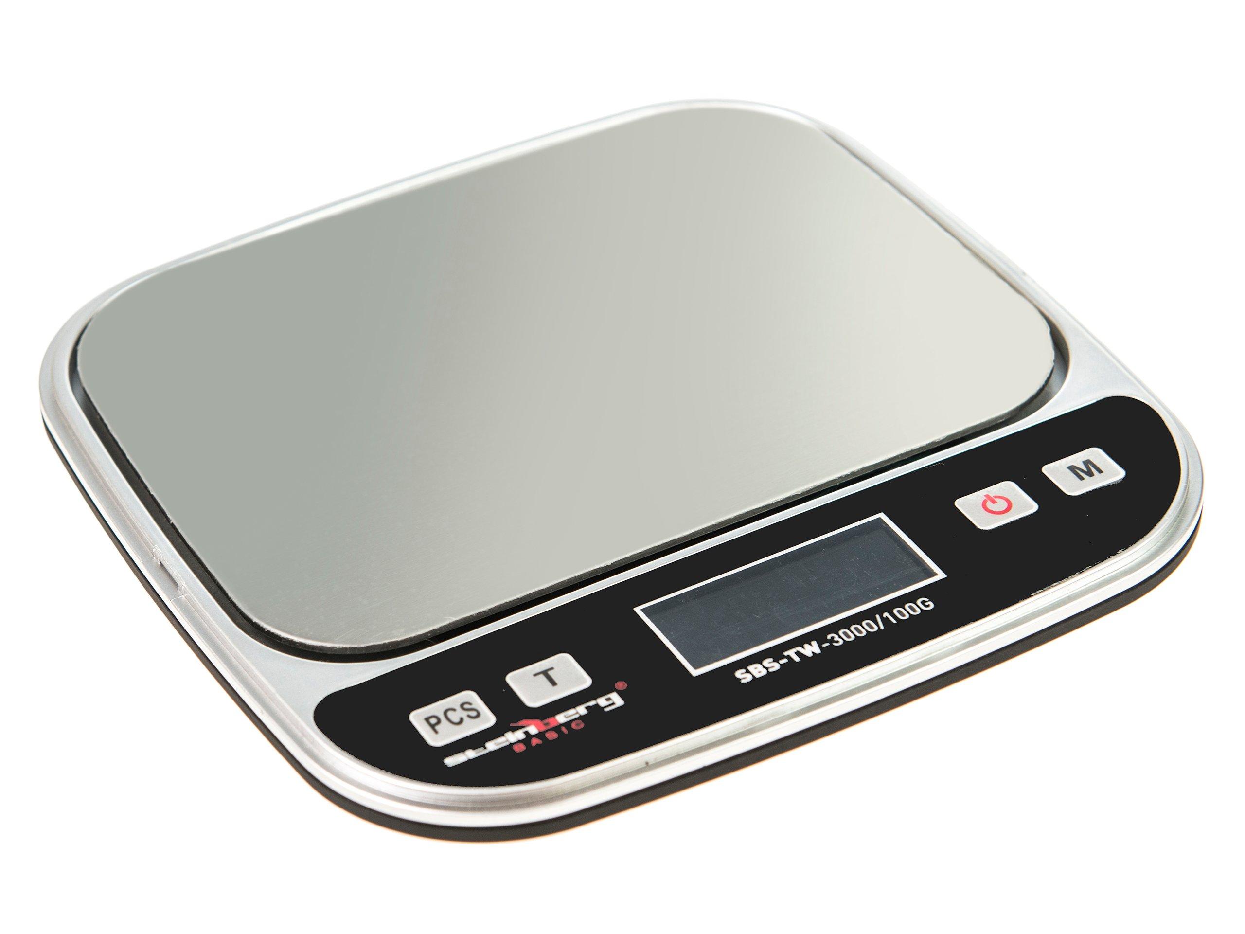 Waga Dokladna Kuchenna Spozywcza 0 5kg 0 01g Liczy 6730260697 Allegro Pl