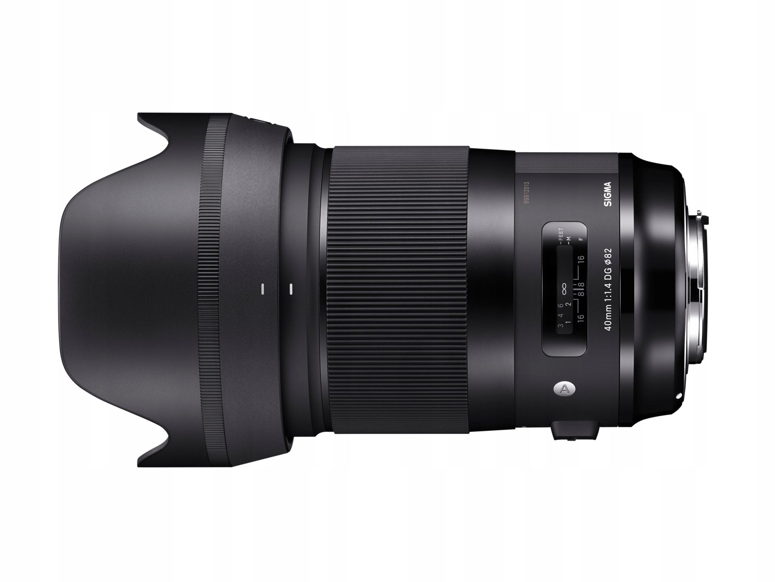 Item SIGMA 40mm f/1.4 ART Nikon NEW 3+2 year GW