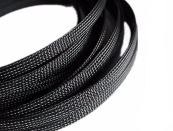 плетение полиэстер черный 12mm
