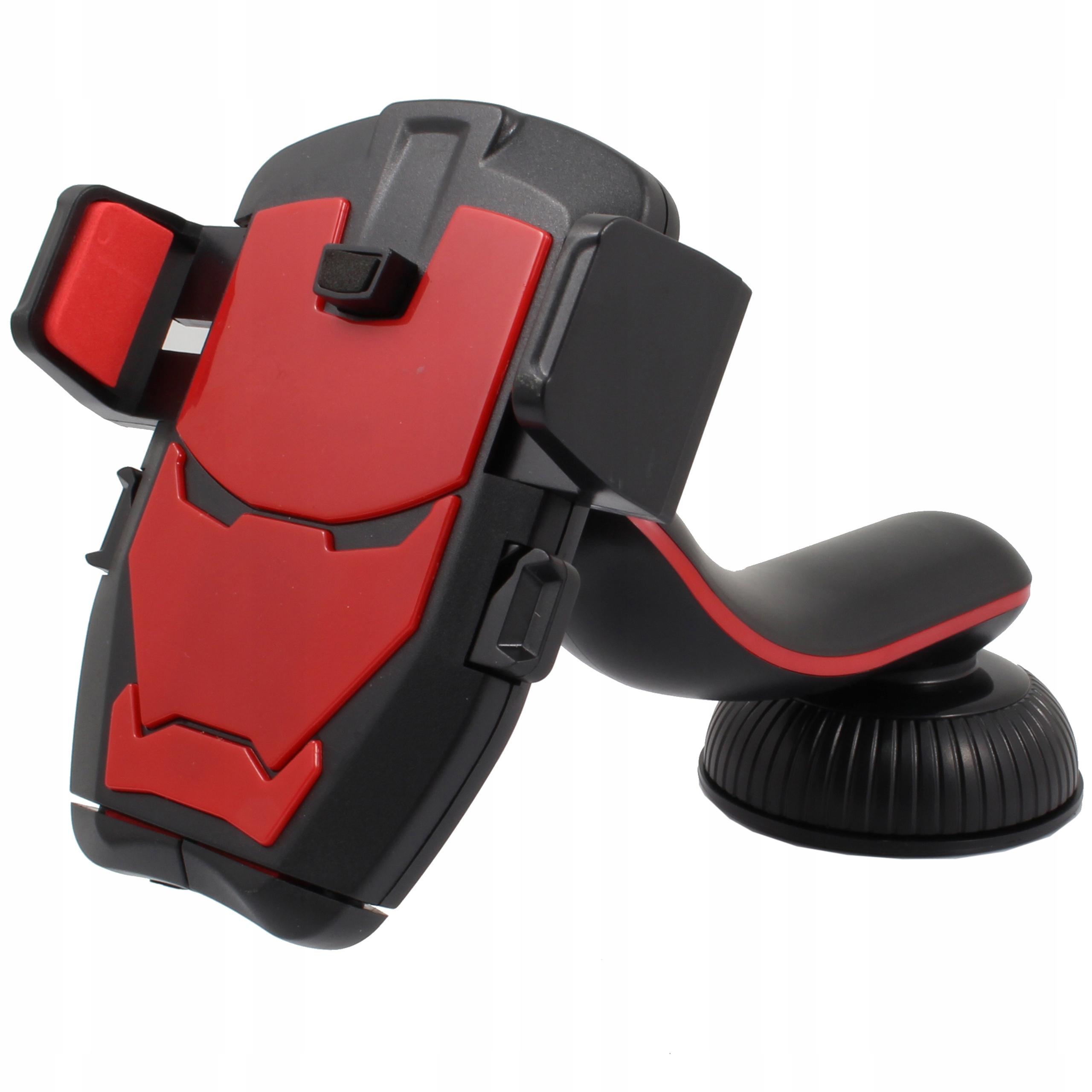 Uchwyt Samochodowy Do Telefonu Na Szybę + Kokpit