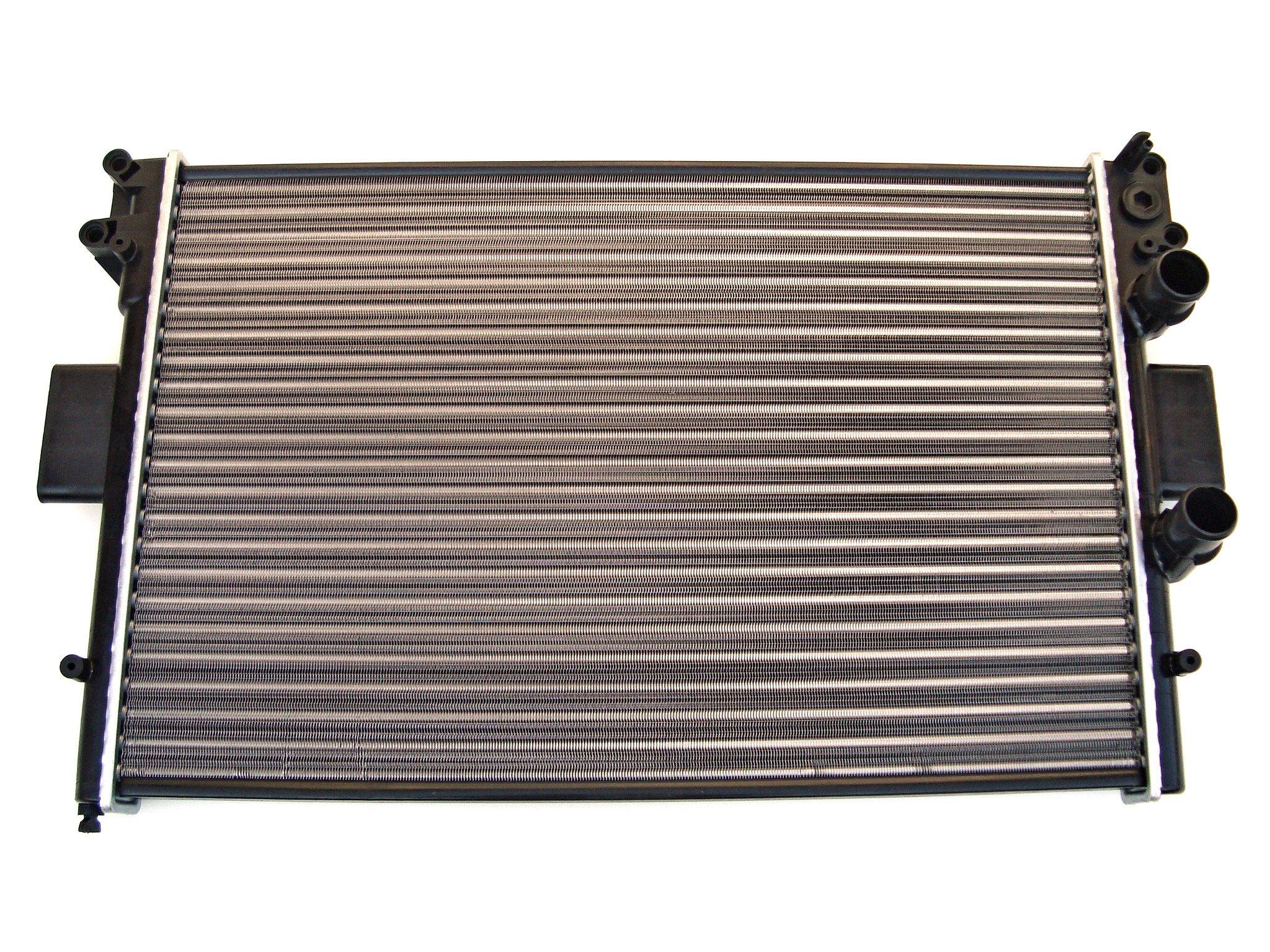 радиатор воды iveco daily 99- 28 2 8 d tdi новая