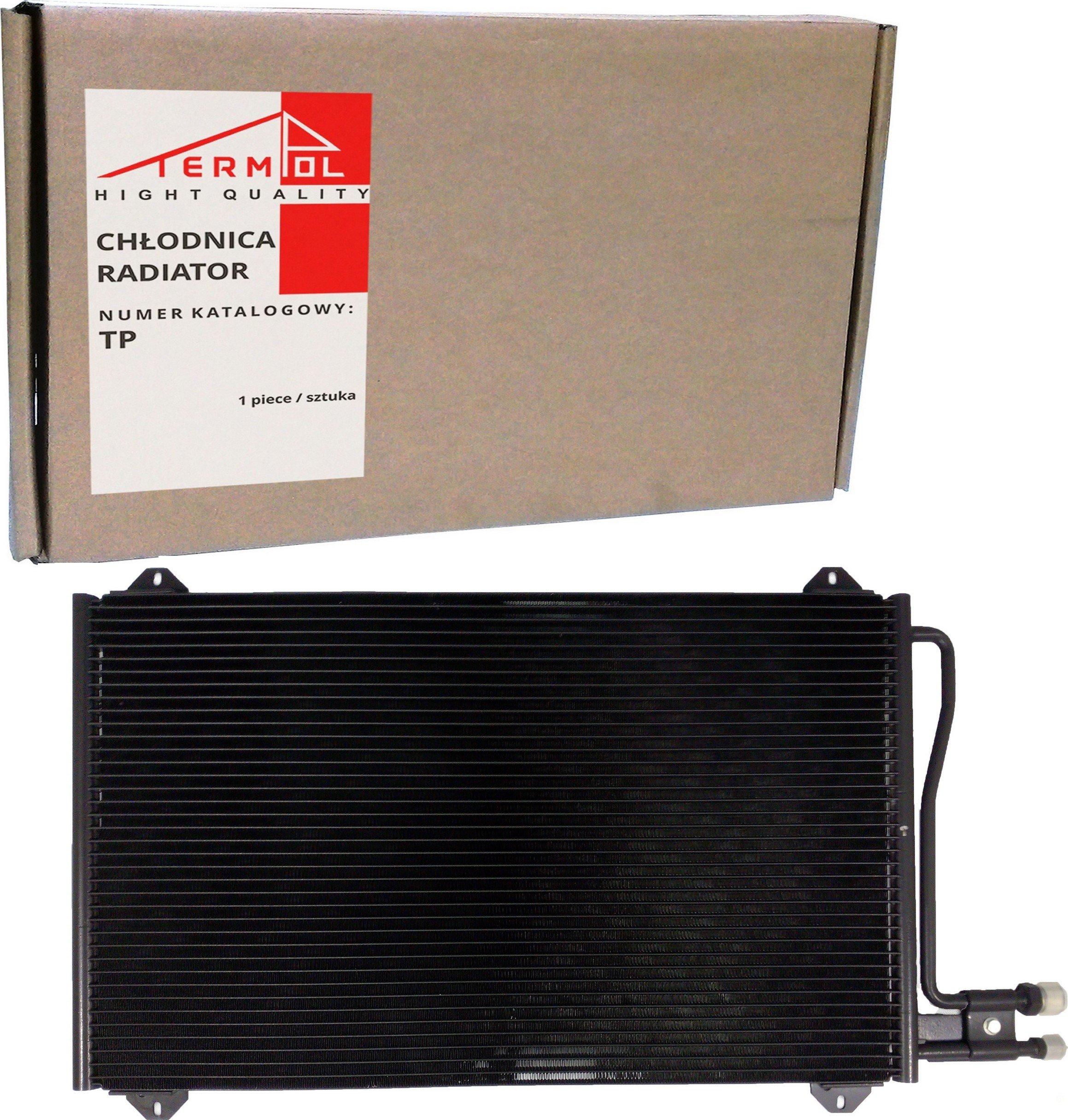 радиатор кондиционирования воздуха mercedes sprinter 95-05 lt