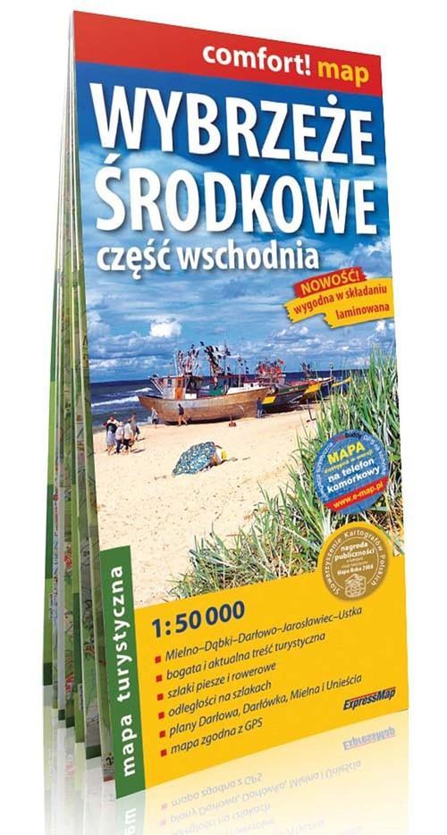 Купить ПОБЕРЕЖЬЕ ЦЕНТРАЛЬНАЯ ЧАСТЬ ВОСТОЧНАЯ ЛАМИНИРОВАННЫЙ КАРТА на Eurozakup - цены и фото - доставка из Польши и стран Европы в Украину.