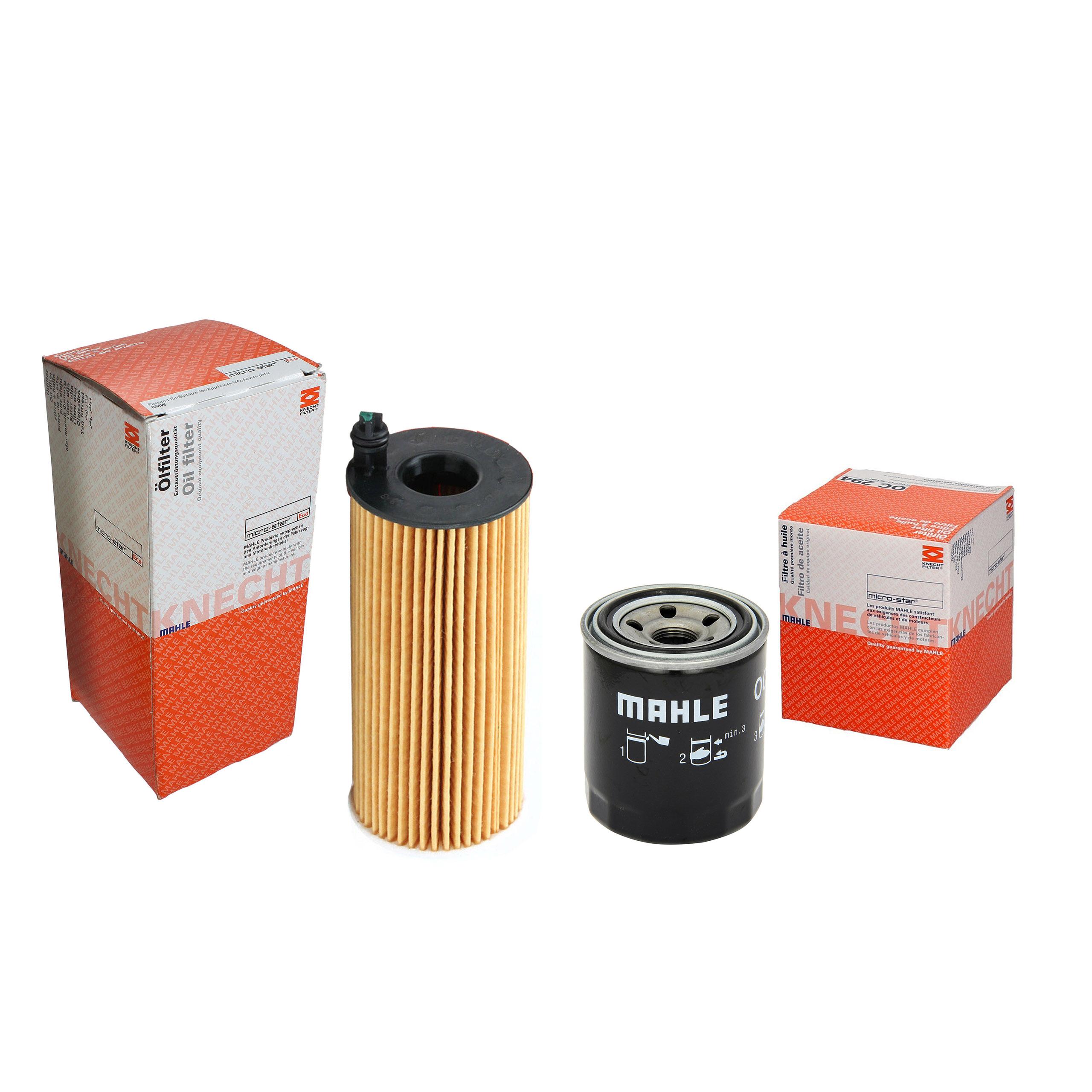 Mahle Filter OC205 Filtro De Aceite