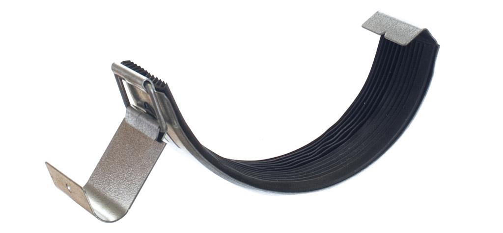 Złączka łącznik rynny ocynk 100 105 VM Zinc KJG