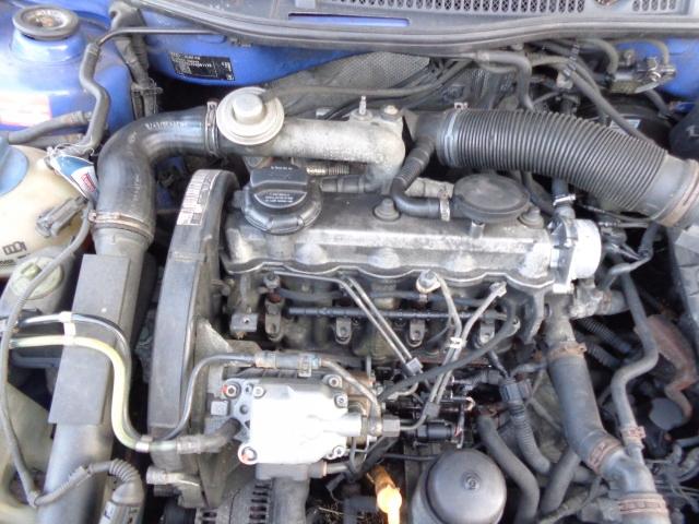 Audi A3 8lgolf Ivleon Silnik 19 Tdi 90 Km Agr 7511189763