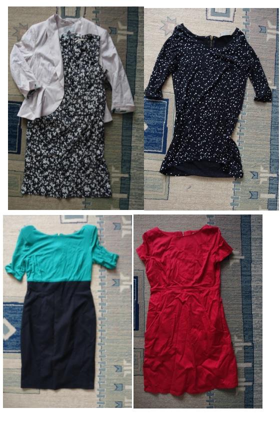 ec1b9747d4 Duża paka 14 ubrań M 38 Zara New Look Orsay Camaie - 7512903506 ...