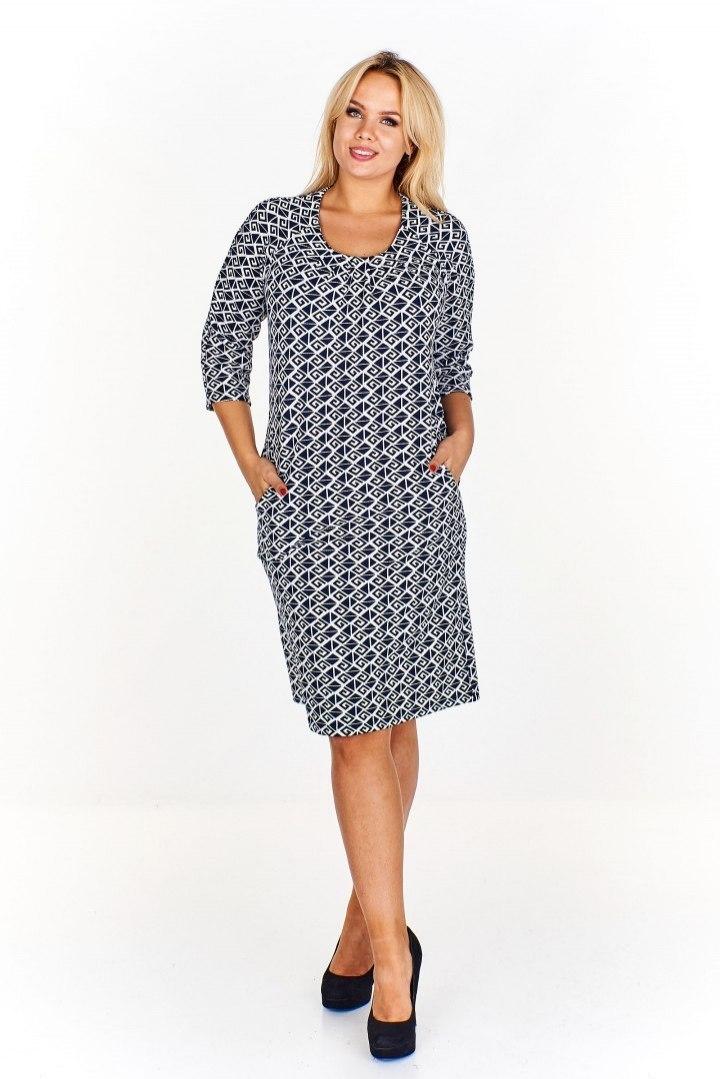 2dd019541f Sukienka ołówkowa we wzory - 7672523345 - oficjalne archiwum allegro