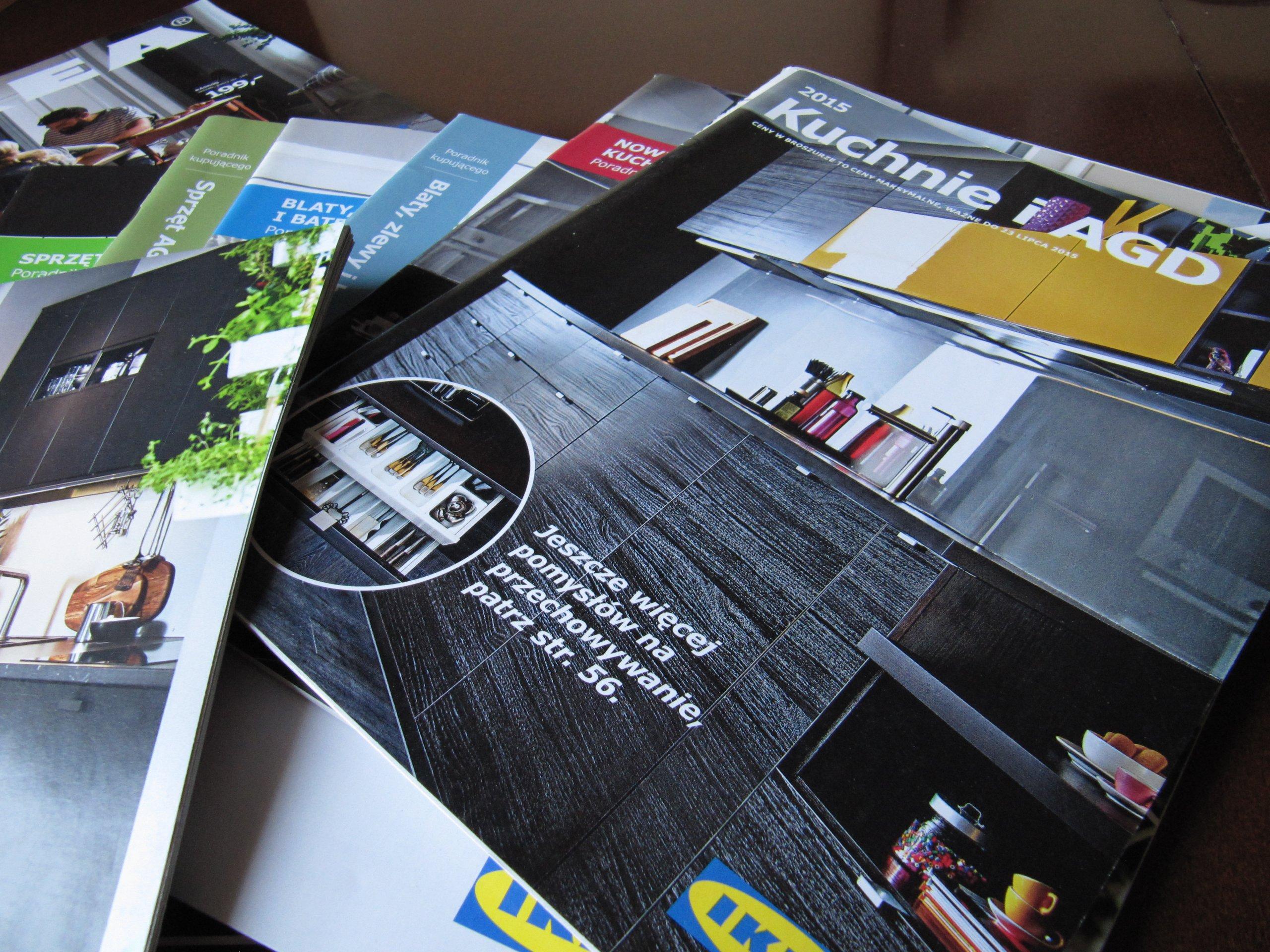 12 X Katalog Ikea Meble Agd Kuchnie 2012 2018 7283367666