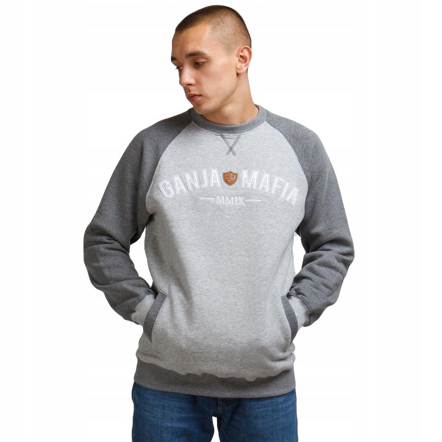 stabilna jakość nowy styl życia Los Angeles Ganja Mafia - Campus Bluza Klasyczna XL - 7024241887 ...