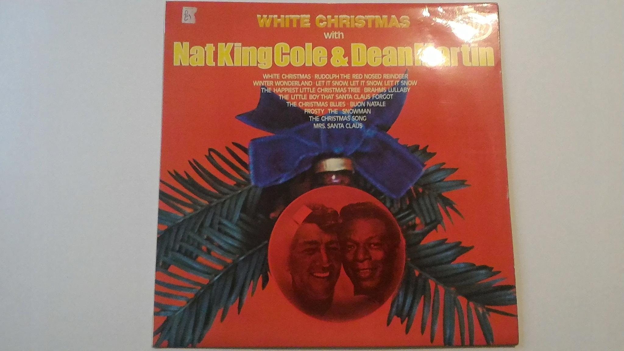 Dean Martin White Christmas.Nat King Cole Dean Martin White Christmas
