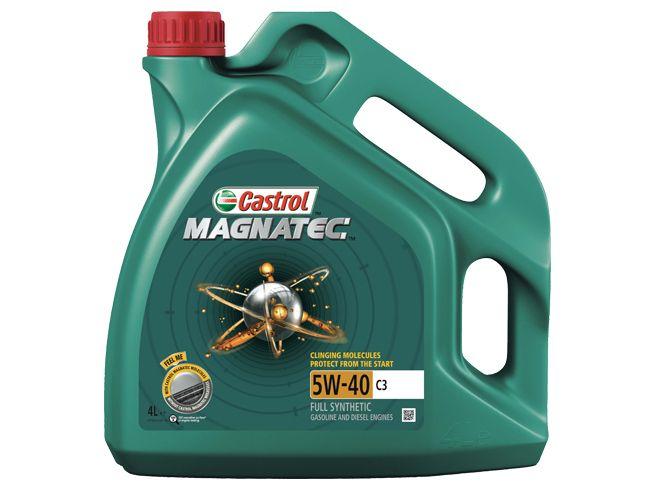 CASTROL MAGNATEC 5W40 C3 4L PIEKARY