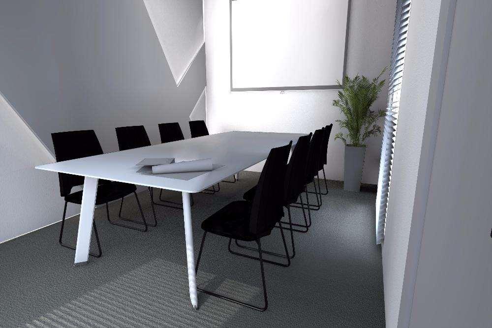 Bardzo dobra Ekskluzywny stół konferencyjny do biura-stan dobry - 7063531905 OQ31