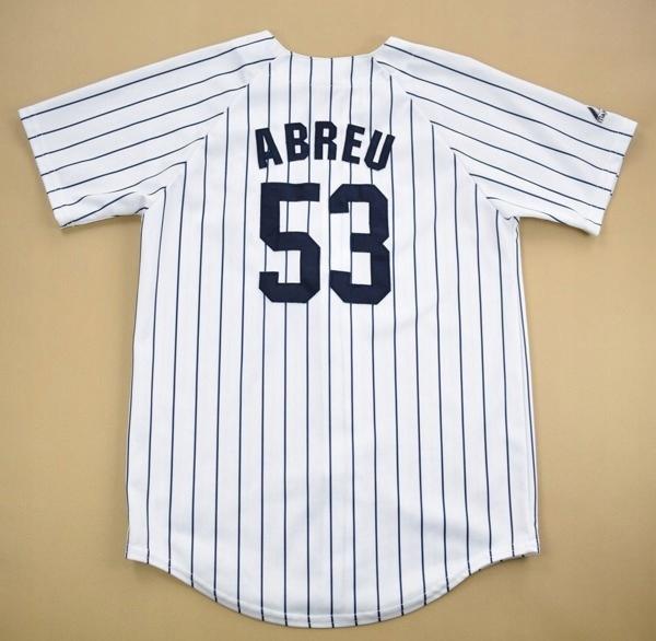 NEW YORK YANKESS ABREU MLB KOSZULKA L. BOYS