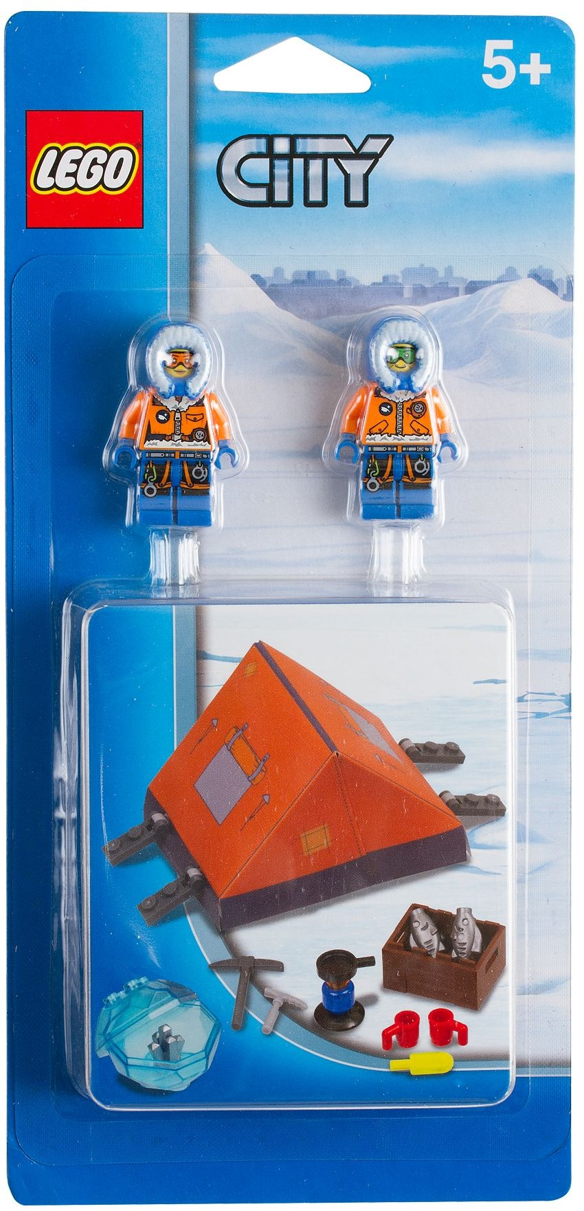 Lego City 850932 Arktyczny Namiot 6996239774 Oficjalne Archiwum