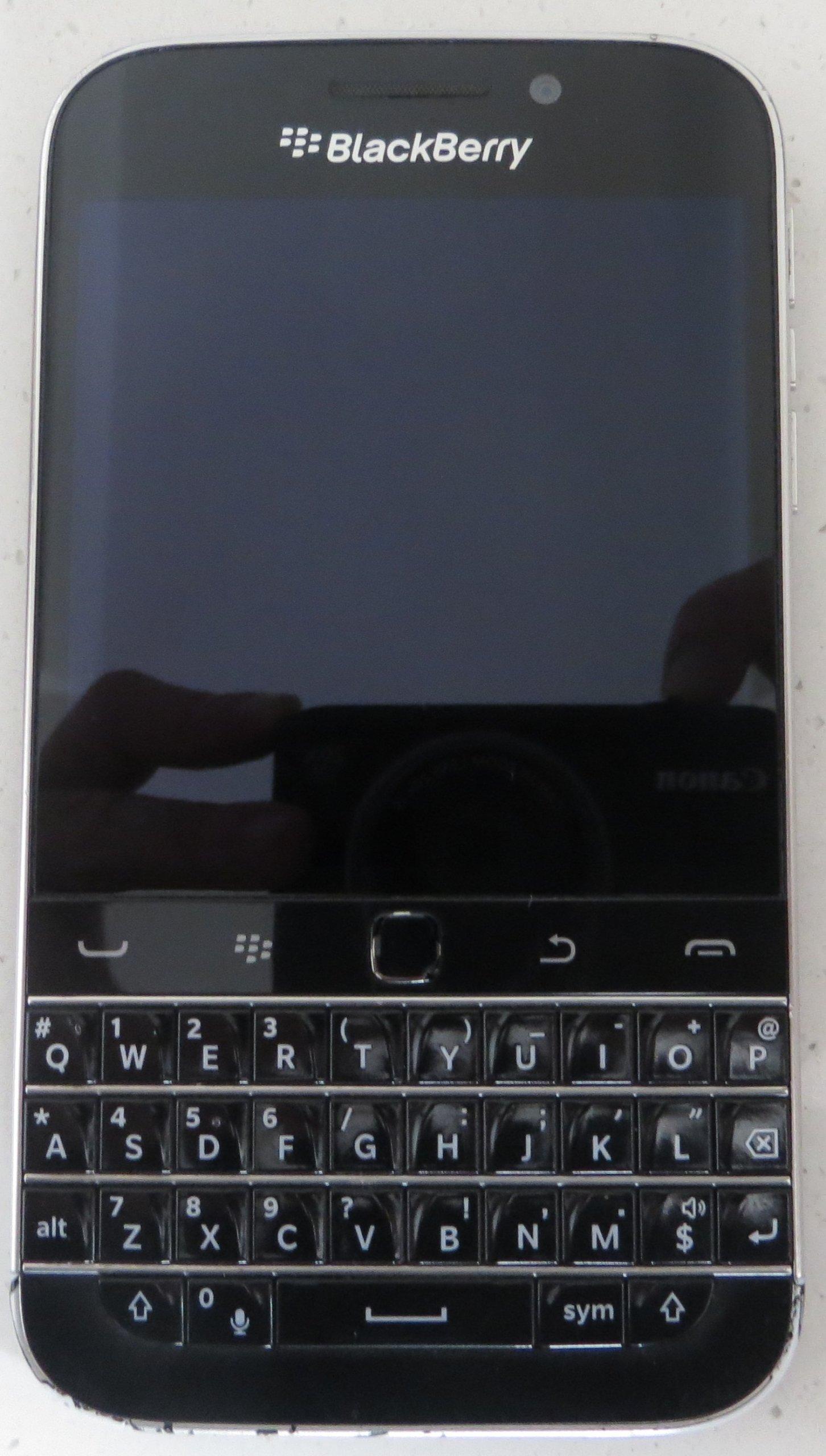 Blackberry Classic Q20 Ladowarka Karta Sd 8gb 7276275061