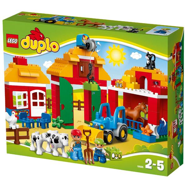 Klocki Lego Duplo 10525 Duża Farma 7073393317 Oficjalne Archiwum