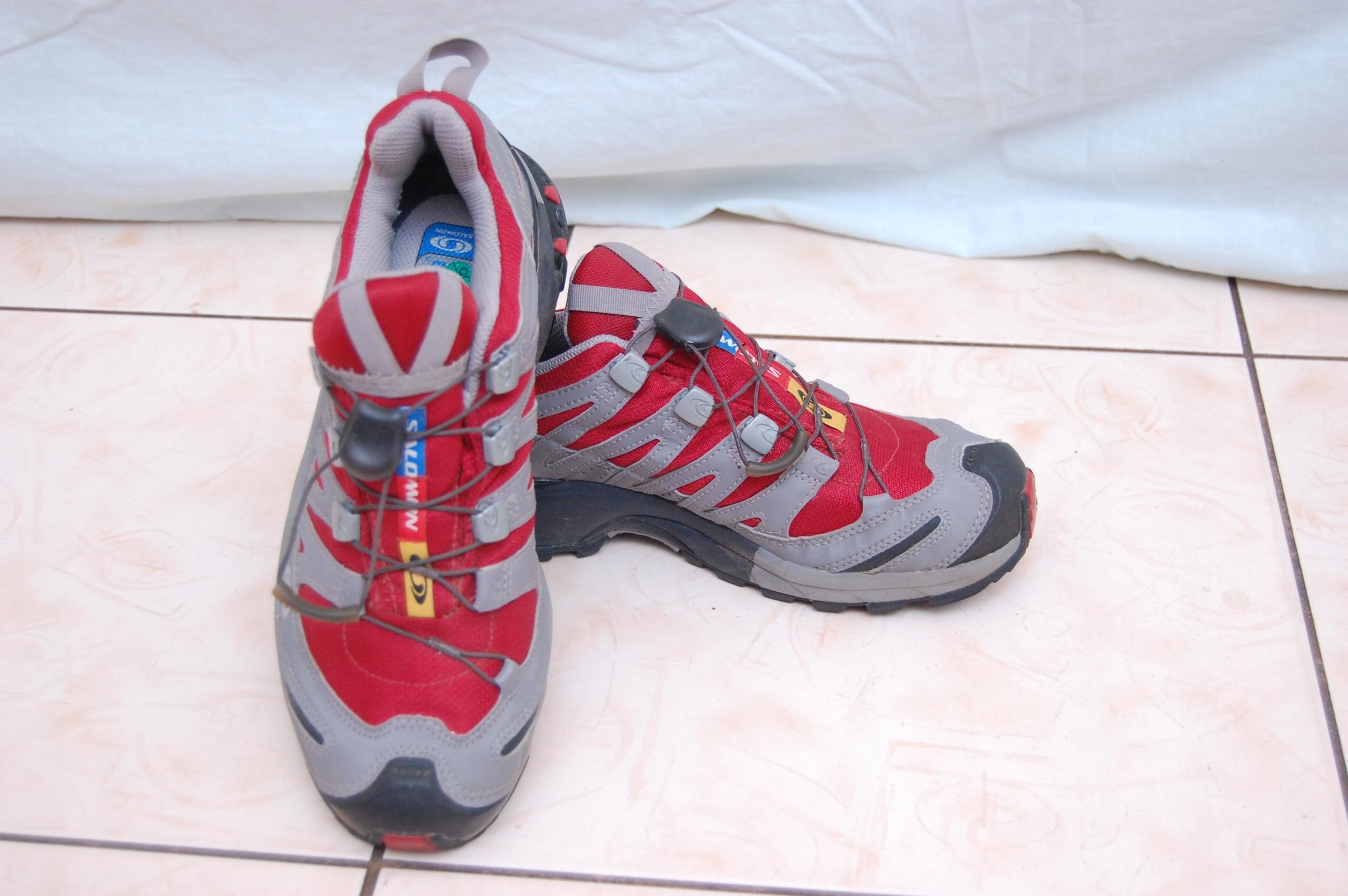 36a58644cf89f Buty trekkingowe Salomon Gore Tex. R. 38. - 7734550652 - oficjalne ...