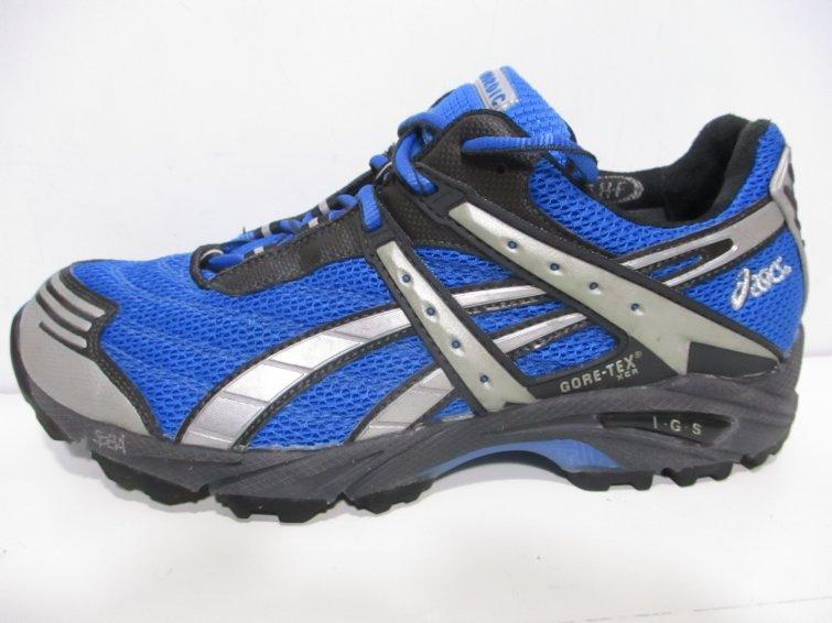o rozsądnej cenie Nowa kolekcja sprawdzić buty męskie TREKKINGOWE ASICS GEL-NORDIC GTX r, 40