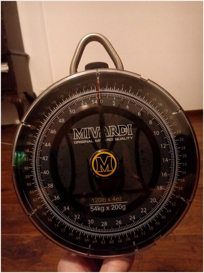 Waga do 54 kg - Mivardi