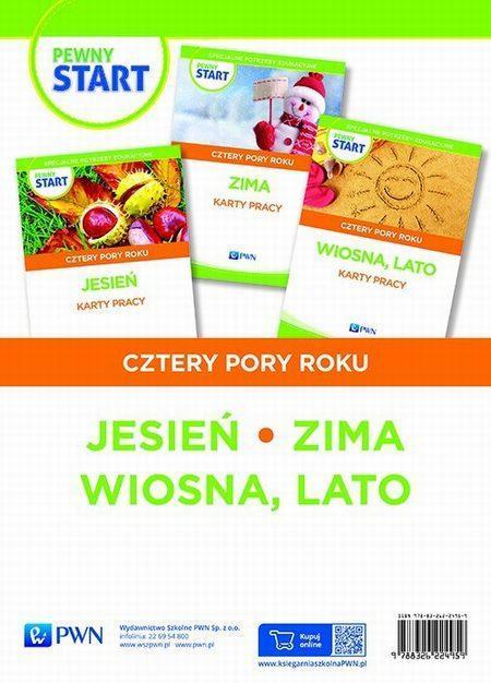 Pewny Start Cztery Pory Roku Pakiet Mat Cw Pwn 7172719340