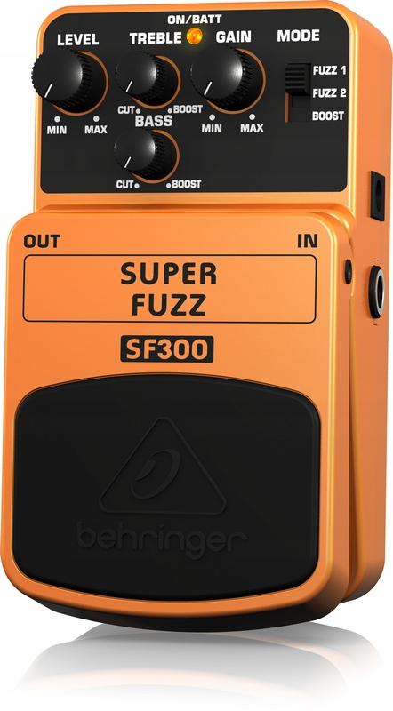 Behringer SF300 Efekt gitarowy