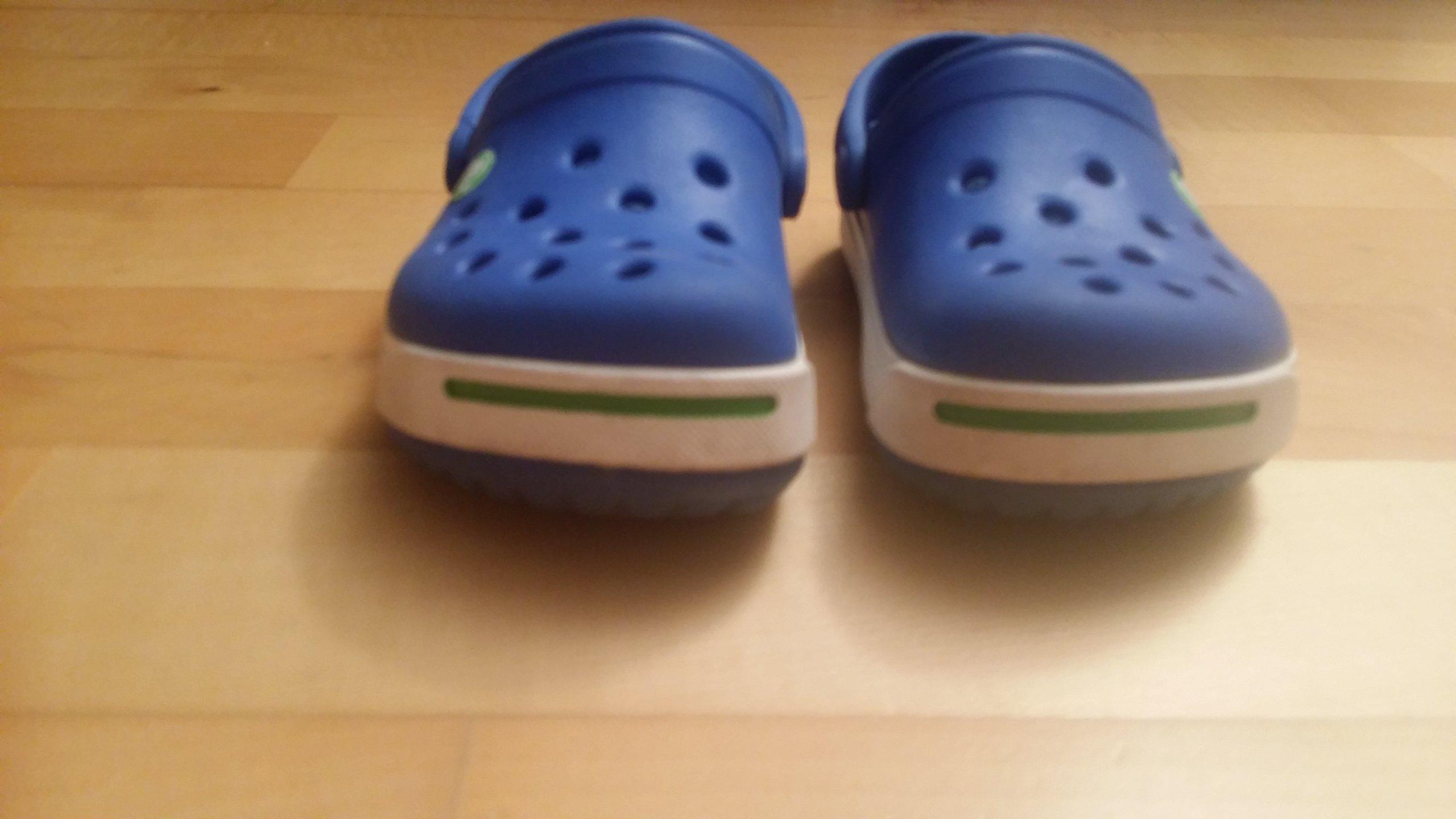 w sprzedaży hurtowej całkowicie stylowy przejść do trybu online Crocs Crocband rozmiar UK 6/7, wkładka 14 cm - 7408771526 ...
