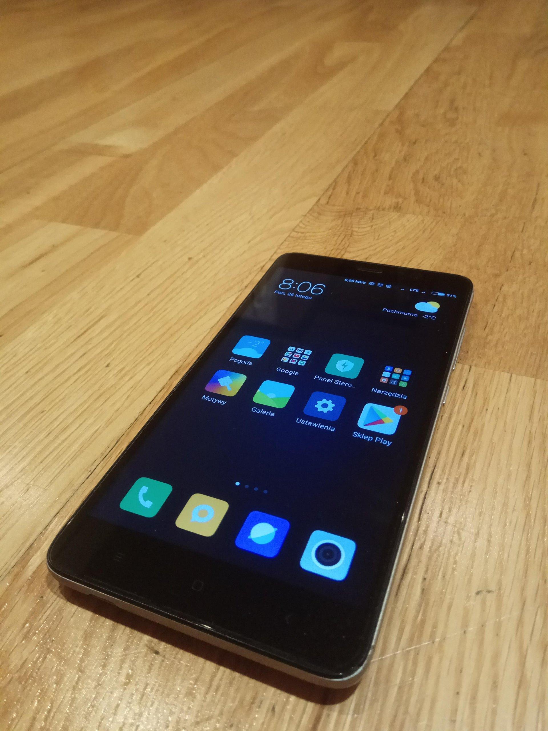 Xiaomi redmi Note 3 pro 3GB 32Gb ROM snapdragon