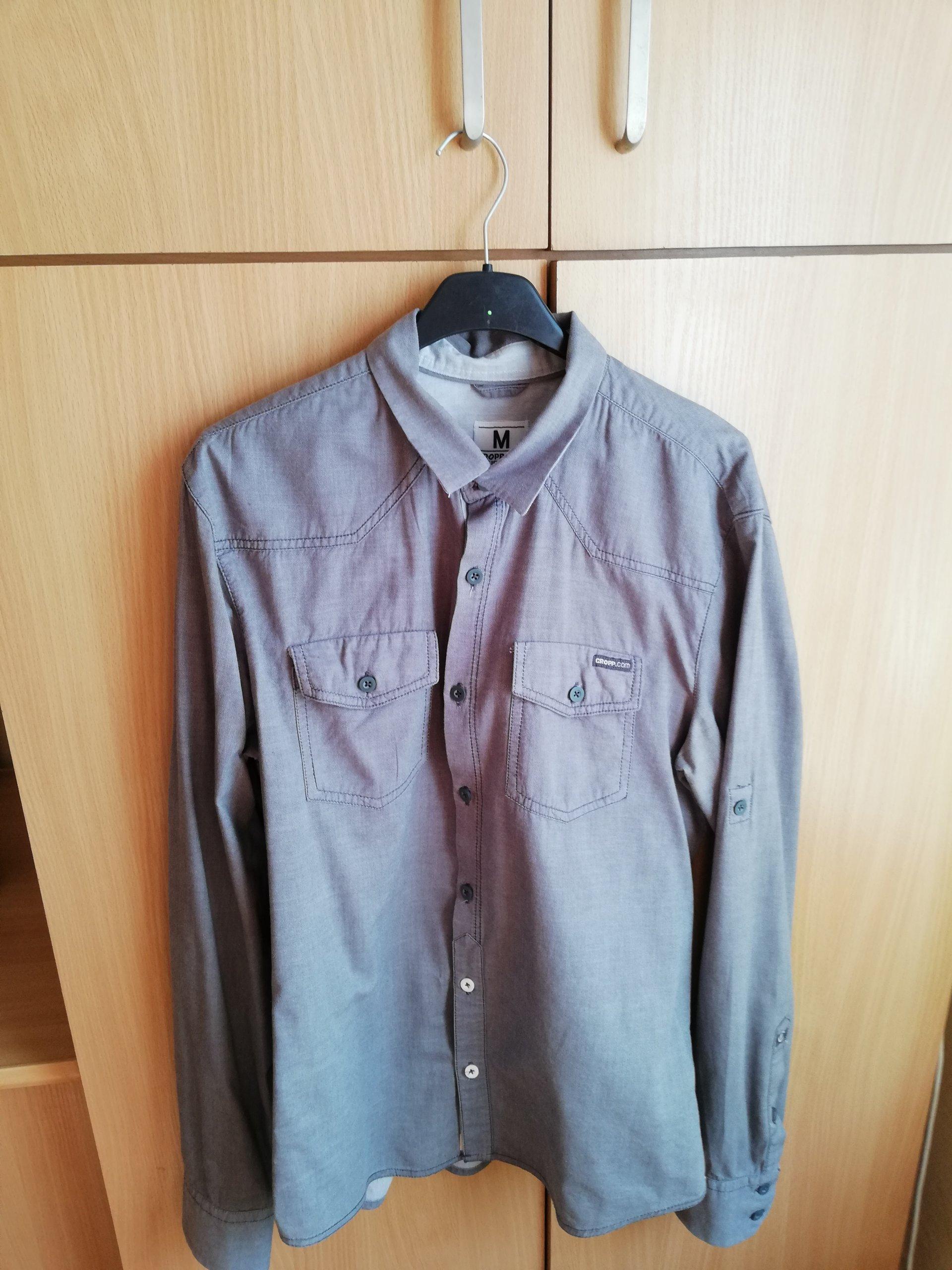 6777909fd Koszula męska Cropp używana , długi rękaw M - 7253238872 - oficjalne ...