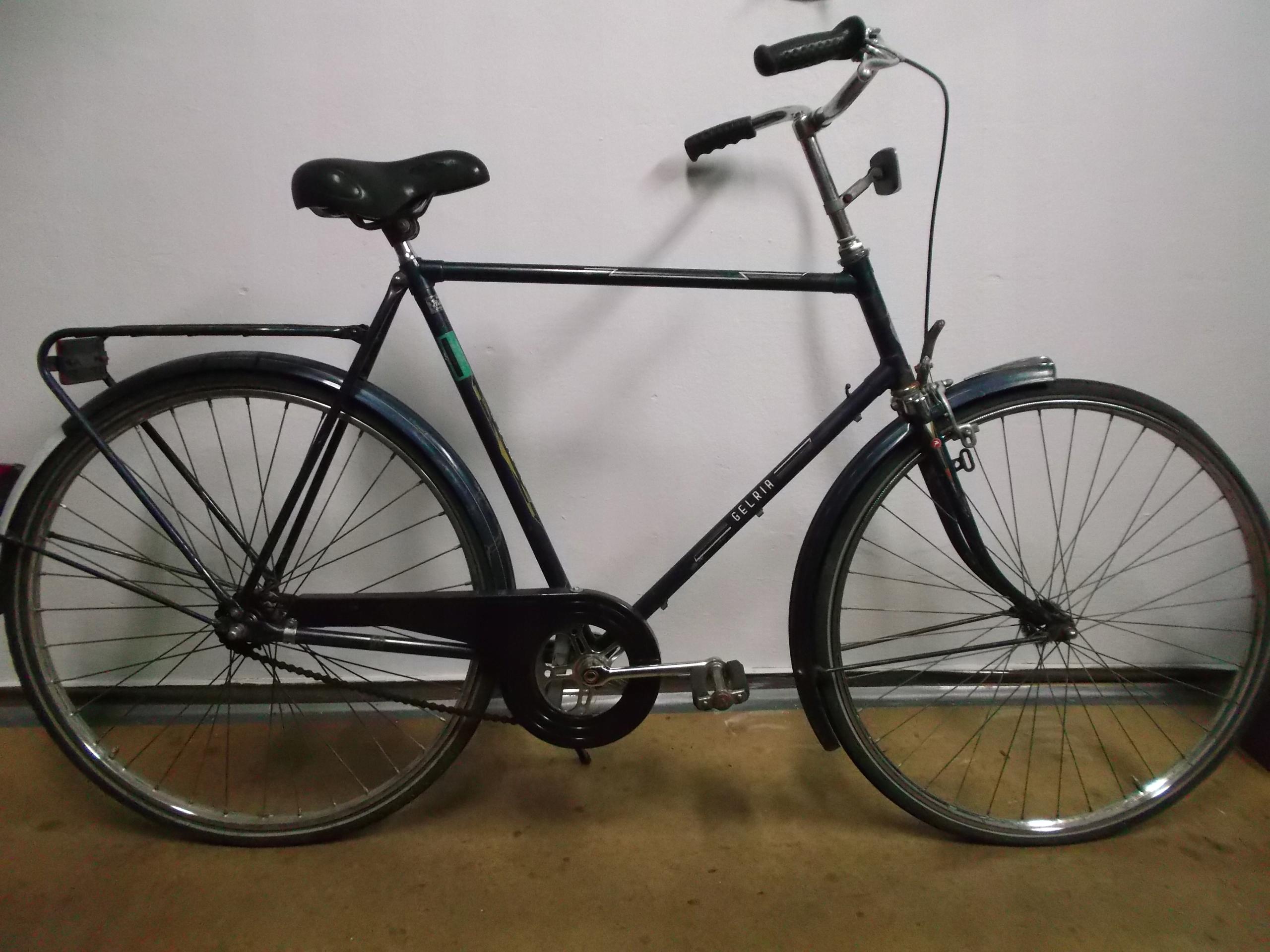 Sprzedam rower firmy Gazelle używany