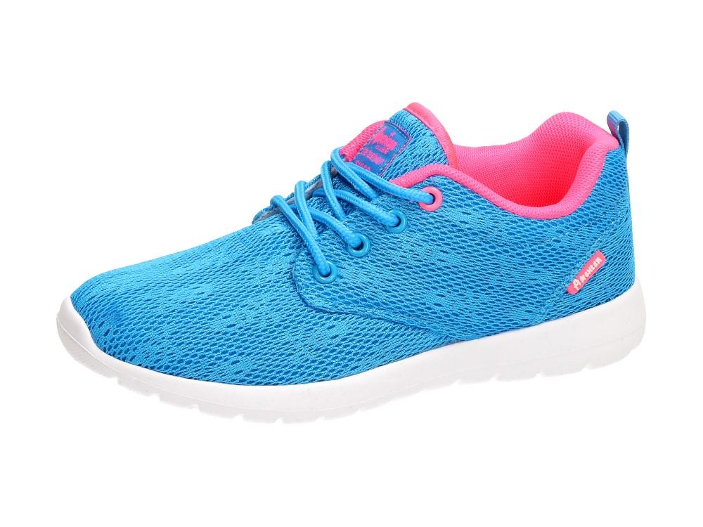760c74d7 Przewiewne buty sportowe AMERICAN CLUB 1853 BL r33 - 7049260705 ...