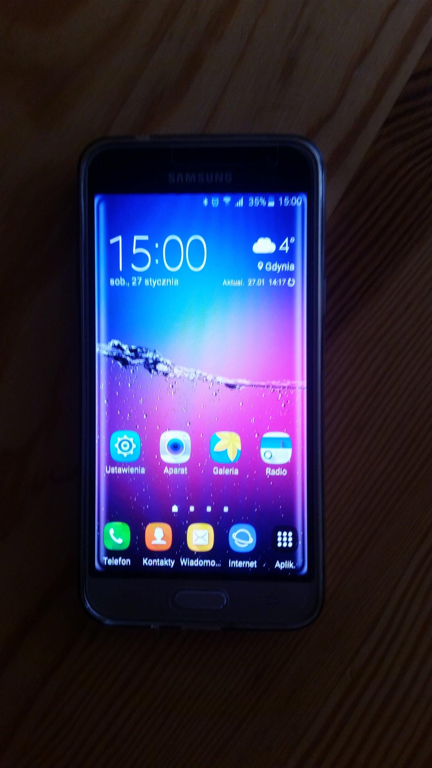 Samsung Galaxy J3 Gold 2016 32 Gb Karta Pamieci 7187111781