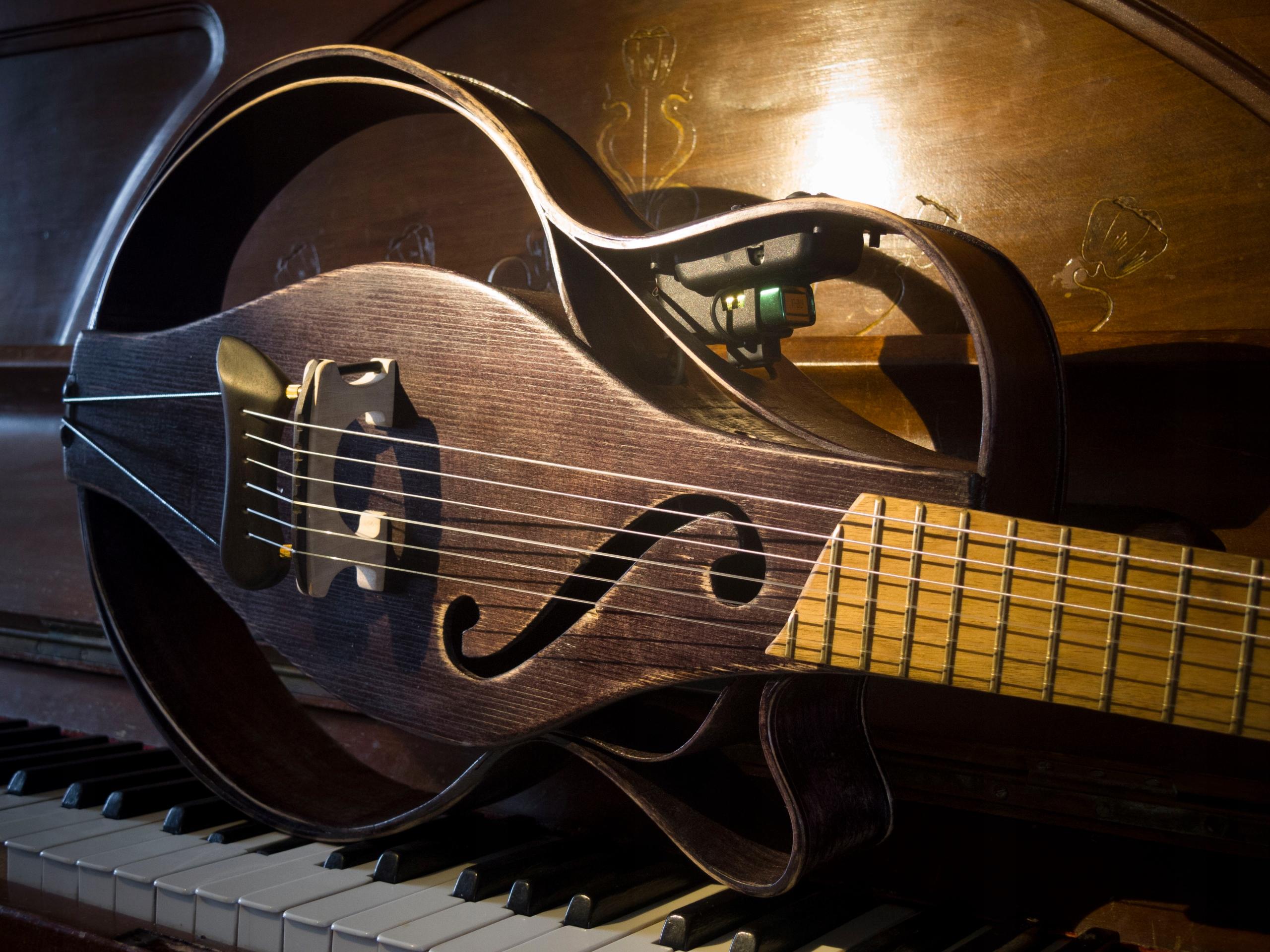 Gitara lutnicza - jedyna taka- za pół ceny!