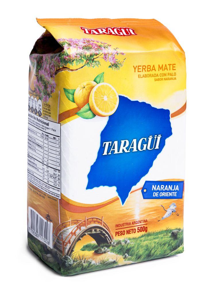 Yerba Mate Taragui Naranja 0,5 kg ŁÓDŹ
