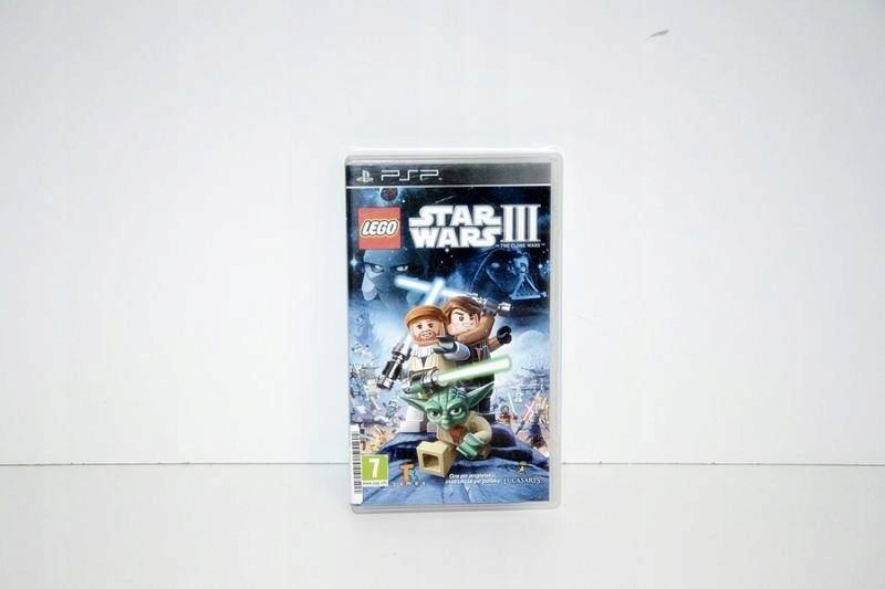 GRA NA PSP STAR WARS III