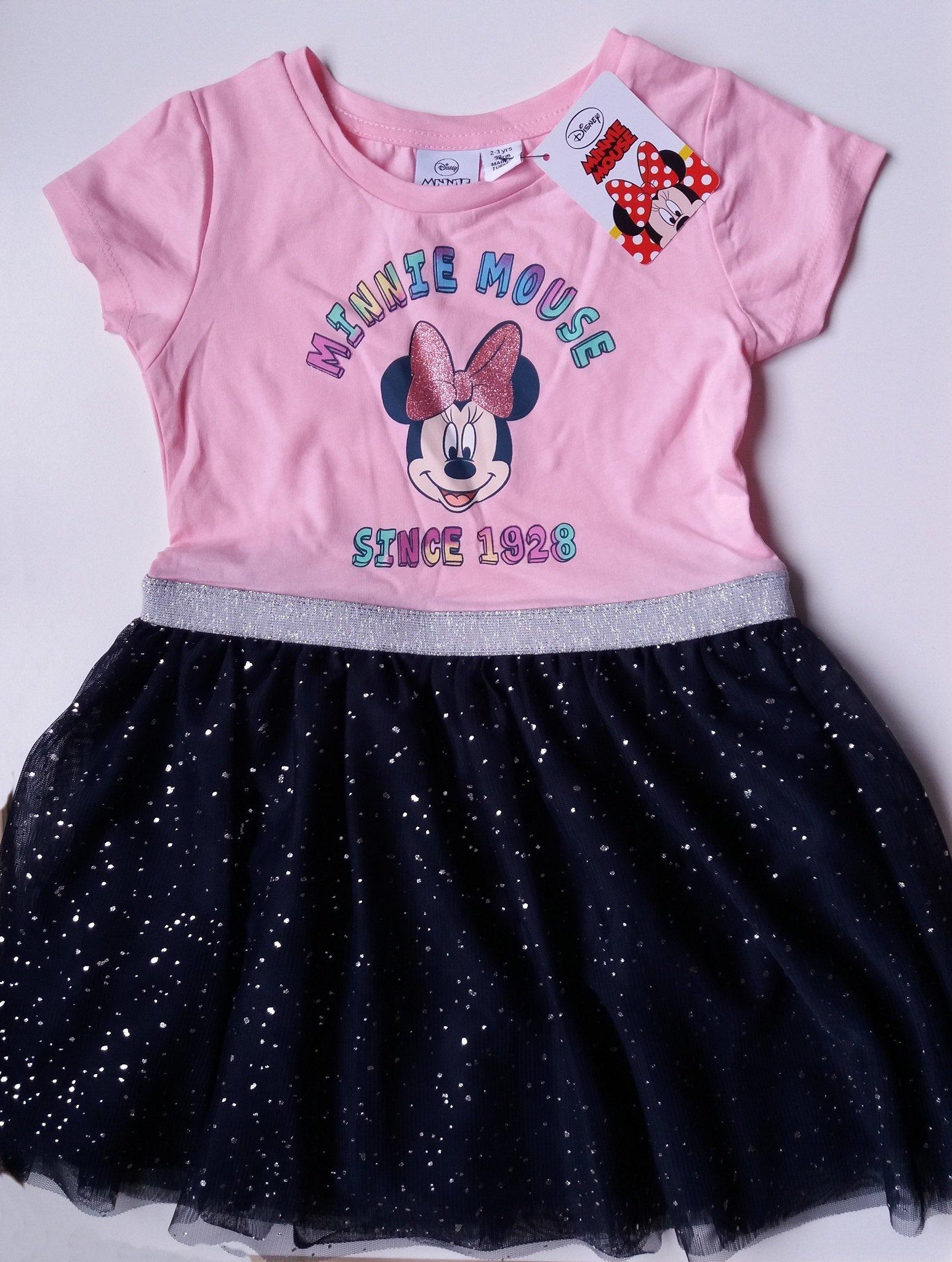 7fbac9b827 Sukienka tutu tiulowa Myszka Minnie Disney 128 - 7139080610 ...