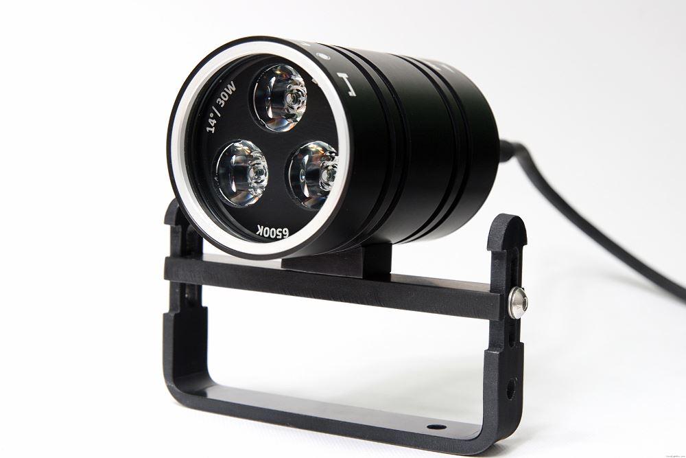 Do sprzedania latarka 4 LEDOX Black - 15,6Ah