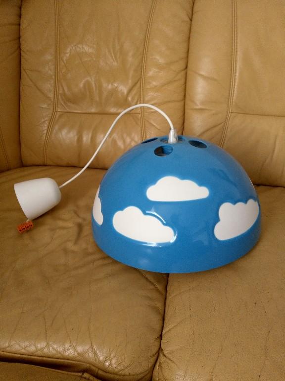Lampa Do Pokoju Dziecięcego Ikea Skojig 7245254760 Oficjalne