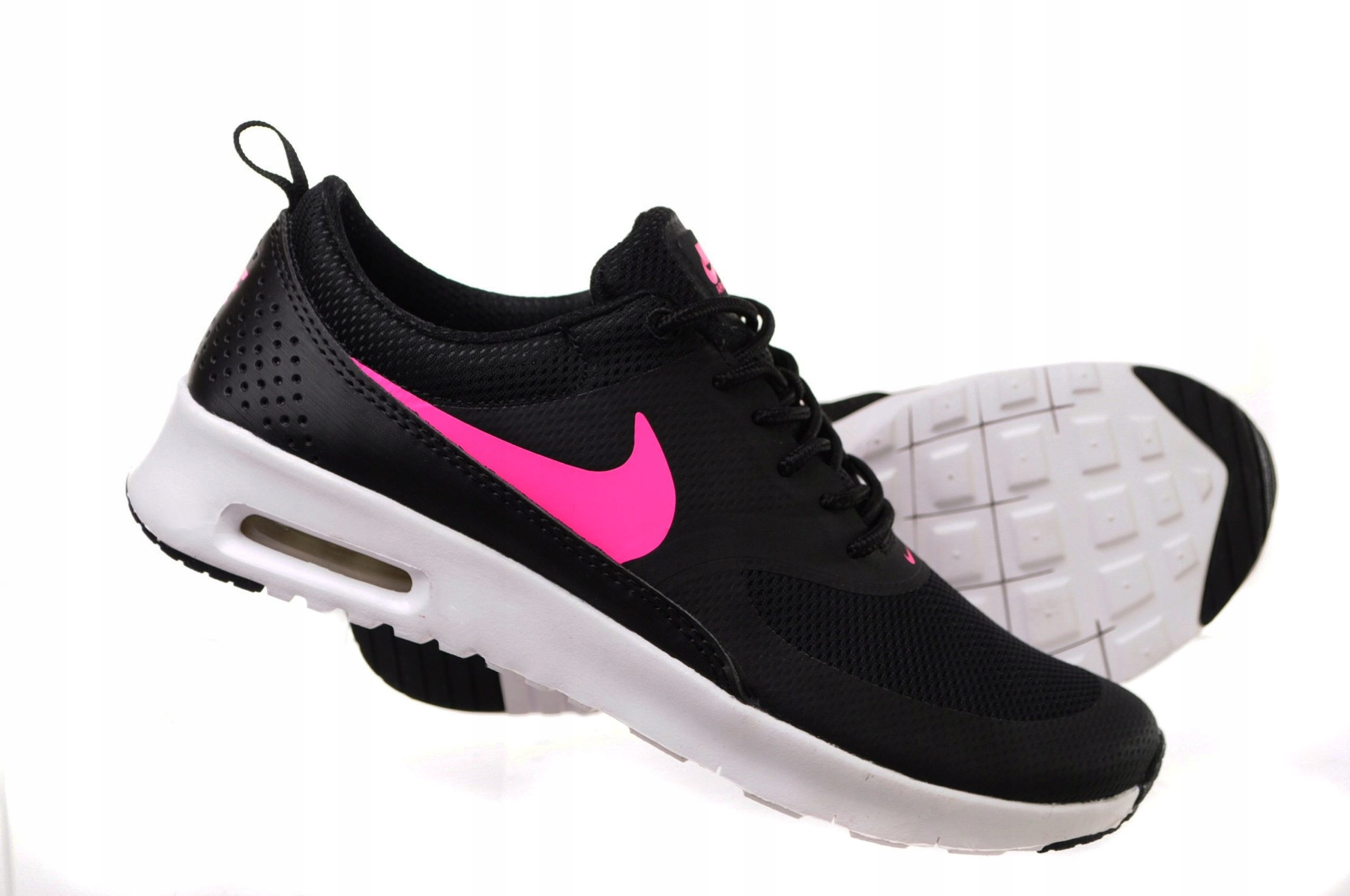 1ea1a2bee272ea Nike Air Max Thea Buty Damskie 814444 001 38 - 6834593254 ...