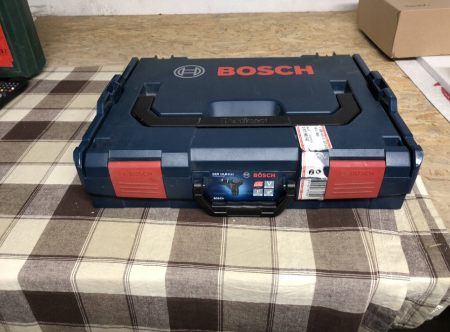 6427cc6be8ef8 Skrzynka Walizka Bosch L-BOXX 102 - 7687934009 - oficjalne archiwum ...