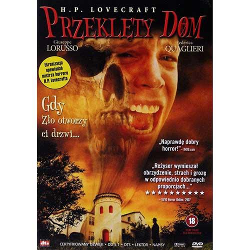 Przeklęty Dom   DVD   Horror   ZERO RYS !!!