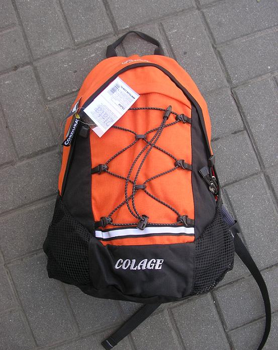 1efe5dd09a9d1 PAJAK plecak miejski COLAGE 25L CORDURA YKK - 7415714787 - oficjalne ...