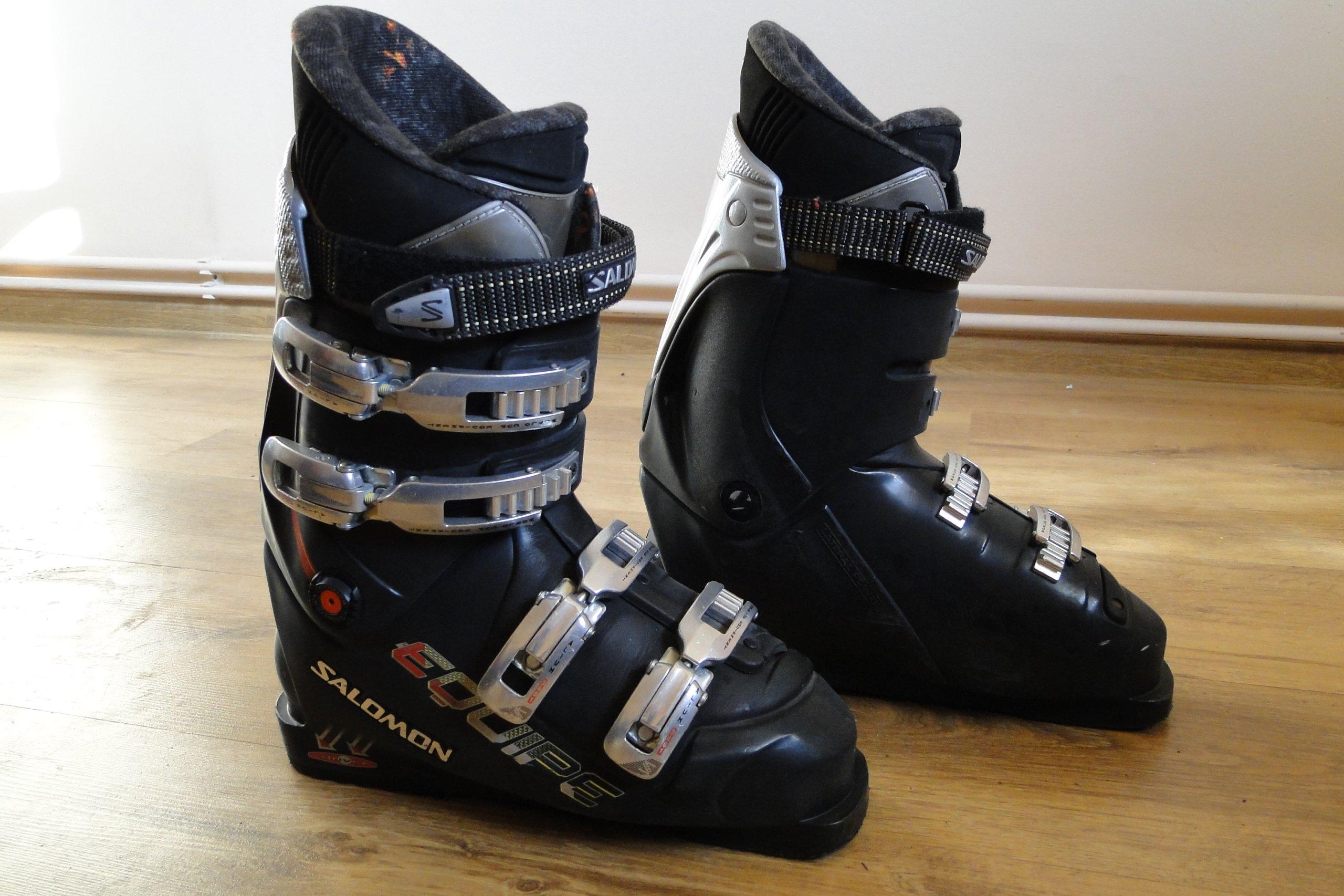 Buty narciarskie SALOMON equipe 26cm