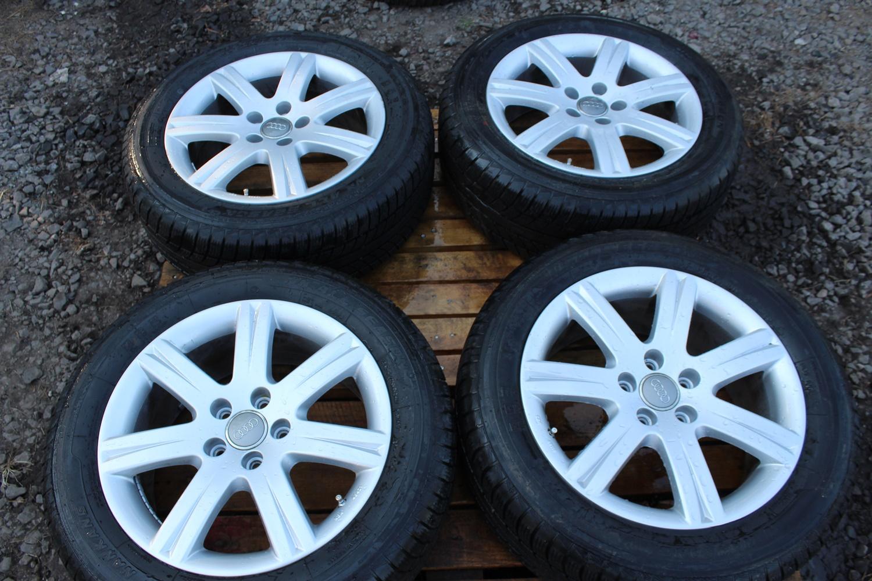 Alufelgi 5x112 Opony Zimowe 2255017 Nankang 7115266616