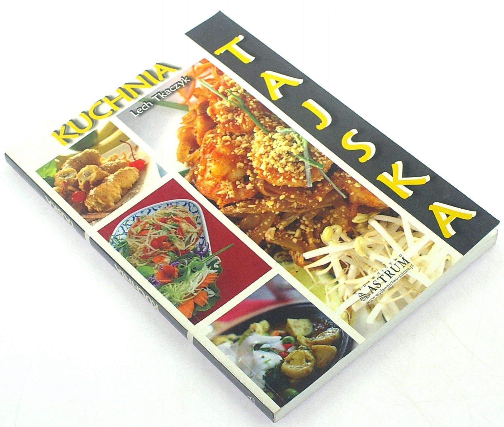 Kuchnia Tajska Lech Tkaczyk 7310314124 Oficjalne