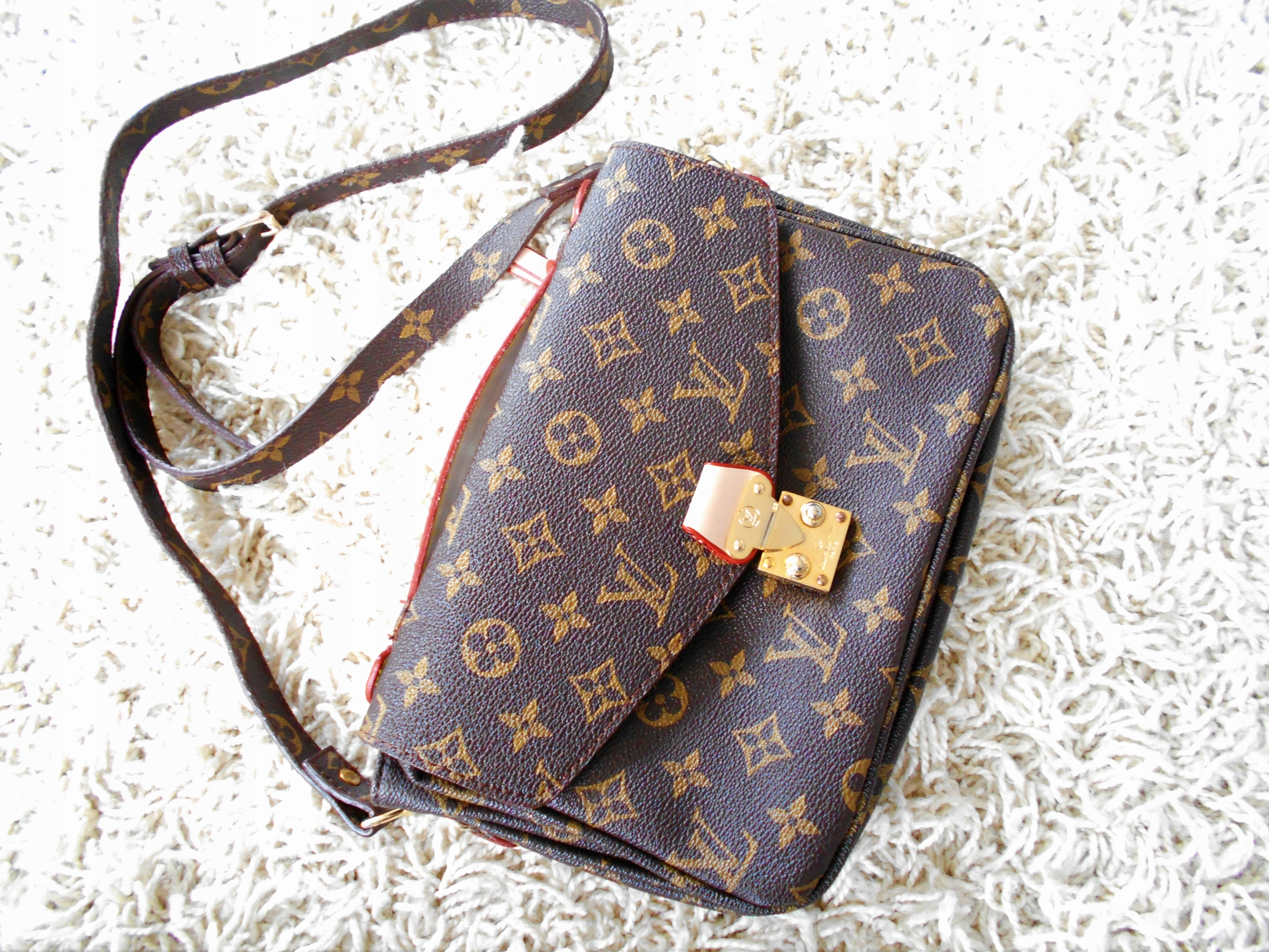 3640a7c5234b8 torebka Louis Vuitton LV monogram jak nowa - 7466390273 - oficjalne ...