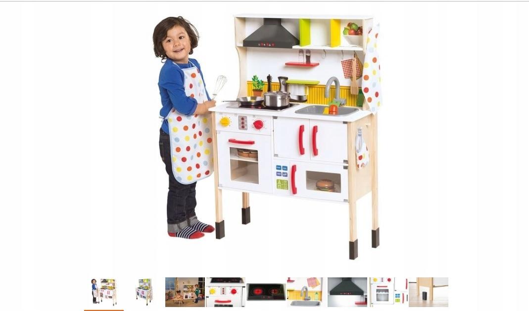 Kuchnia Dla Dzieci Z Niemieckiego Lidla 7758393067