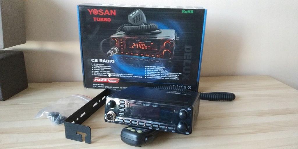 Radio cb Yosan Turbo MJ-3031M