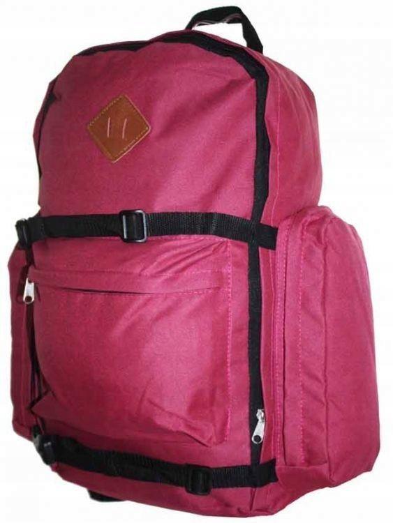 4d0f888e5d98b Czarny modny duży turystyczny plecak damski - 45% - 7020758223 ...