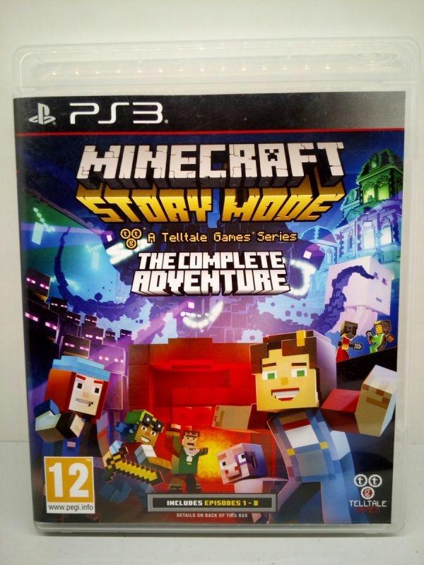 Gra Ps3 Lego Minecraft Story Mode 7683114636 Oficjalne Archiwum